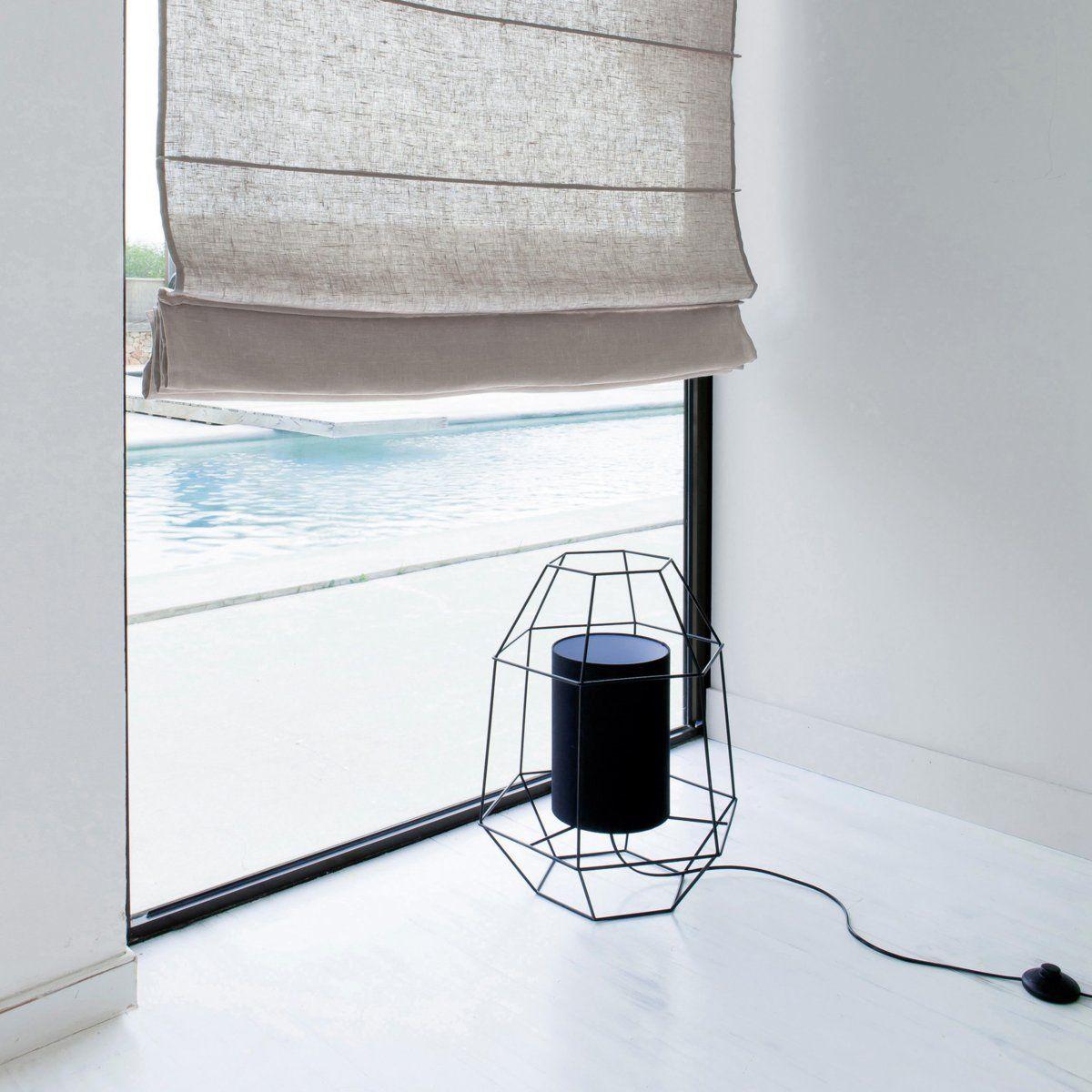 store bateau lin blanc solestore. Black Bedroom Furniture Sets. Home Design Ideas